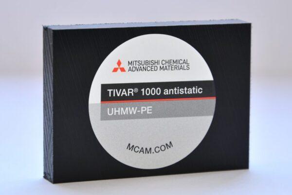TIVAR® 1000 antistatic UHMW-PE