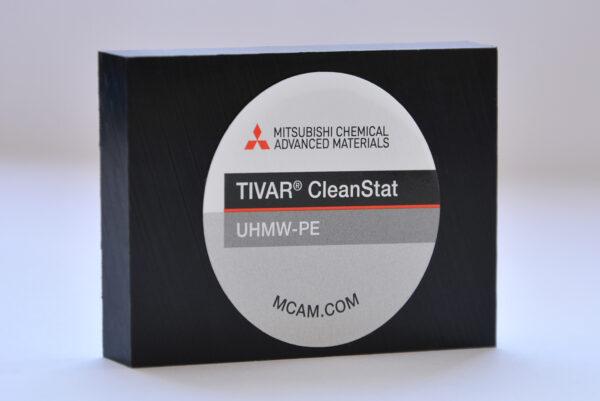 TIVAR® CleanStat UHMW-PE